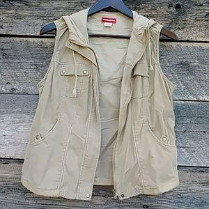 Corduroy Cargo Vest